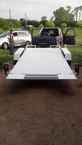 auxilio vehículos trailer