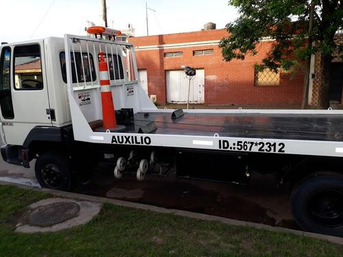 auxilio,remolque,traslado maquinas. servicio 24hs 1122468897