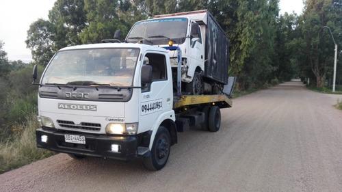 auxilios y traslados de vehiculos