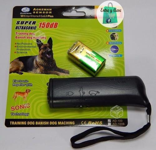 auyentador ultrasónico de perros para seguridad personal