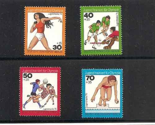av 484 - alemanha - berlin esportes olimpicos 76