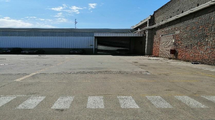 av. b. márquez 2200 - depósito