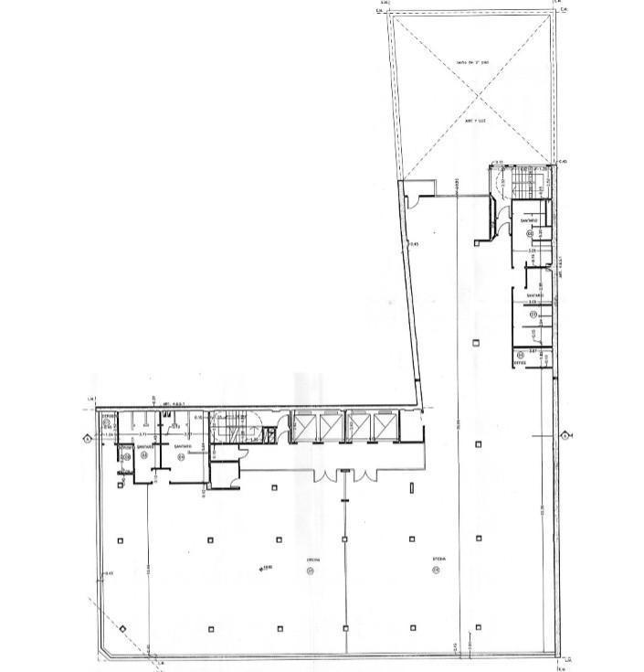 av. córdoba 820 | 810 m2 - 1 piso