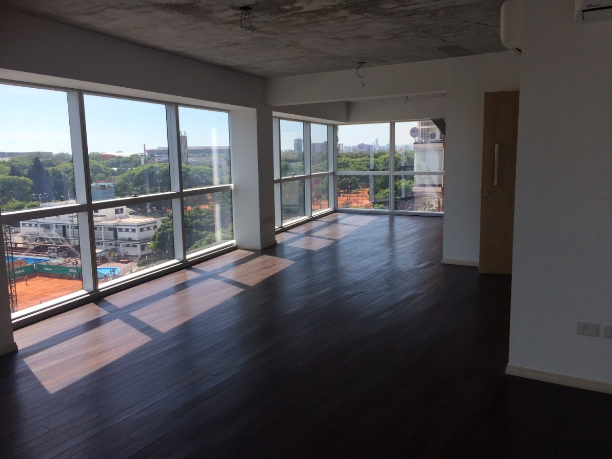 av del libertador 7900, oficina en alquiler 88 m² edif corpo