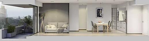 av. francia y rioja  - 1 dormitorio calidad superior