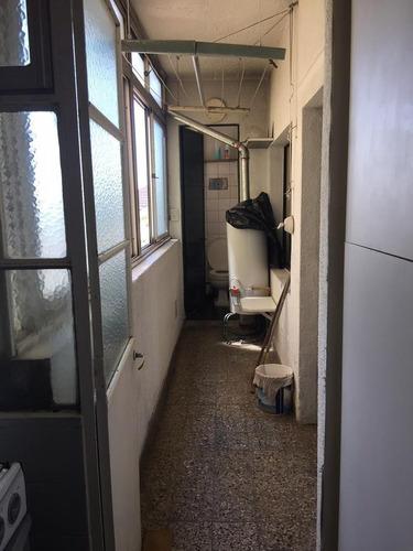 av garay al 3500 - boedo - cap fed- 4 amb al frente con balcón corrido