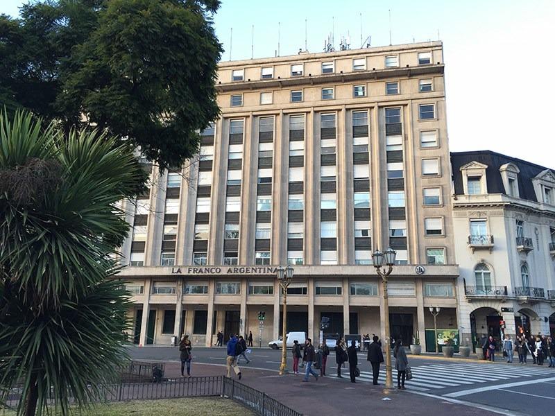 av. hipólito yrigoyen 440 - 7° piso - franco argentina