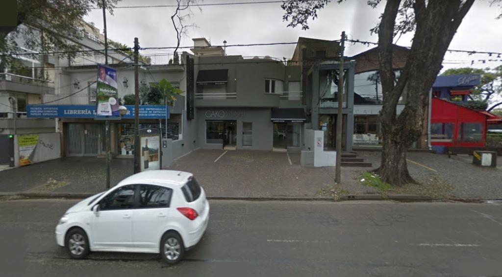 av. libertador 14100 - martínez - bajo - locales a la calle - alquiler