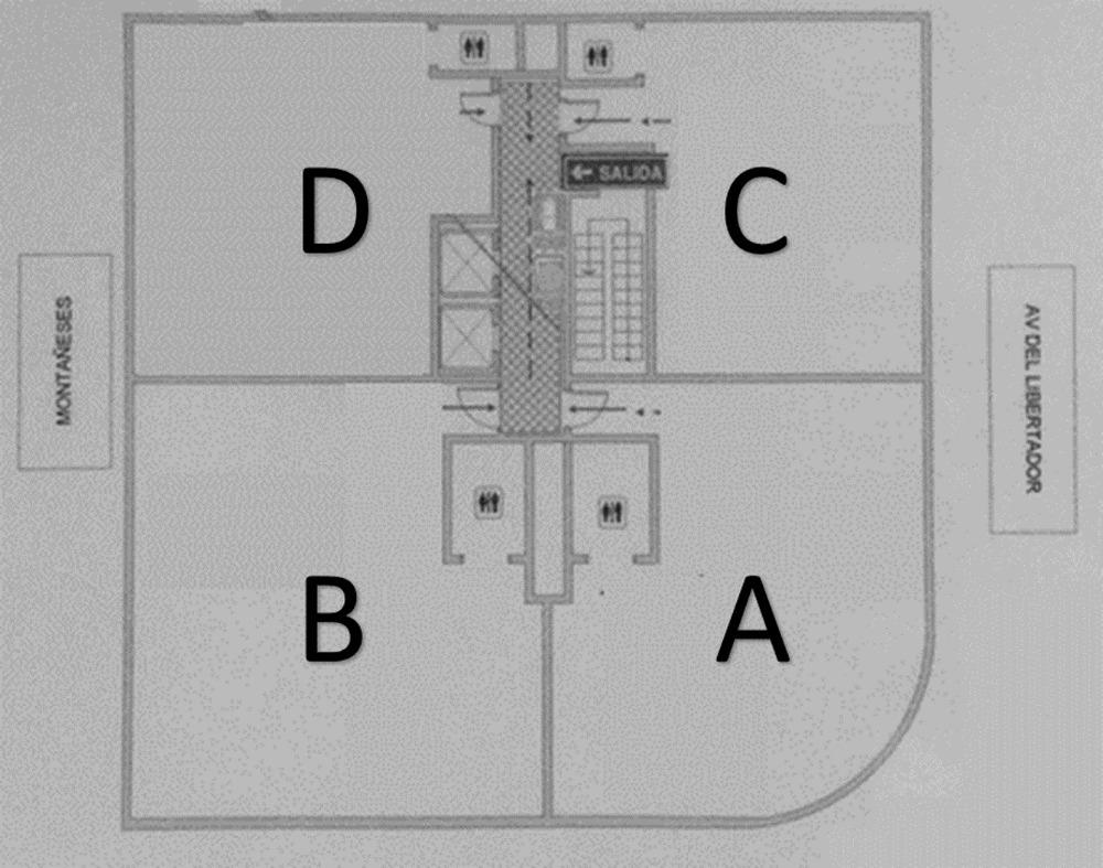 av libertador 5700 - belgrano, caba | alquiler oficina 80 m²