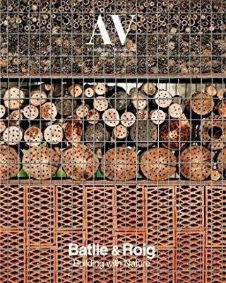 av monografías 207 batlle & roig construir con la naturaleza