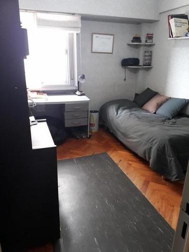av. pueyrredón  y av. córdoba- 134 m2  - con cochera - apto crédito - dependencia