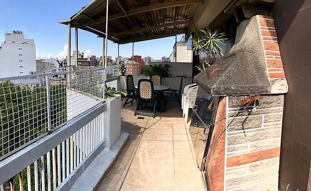 av. san martin al 1500 - piso 4 amb. balcón terraza parrilla
