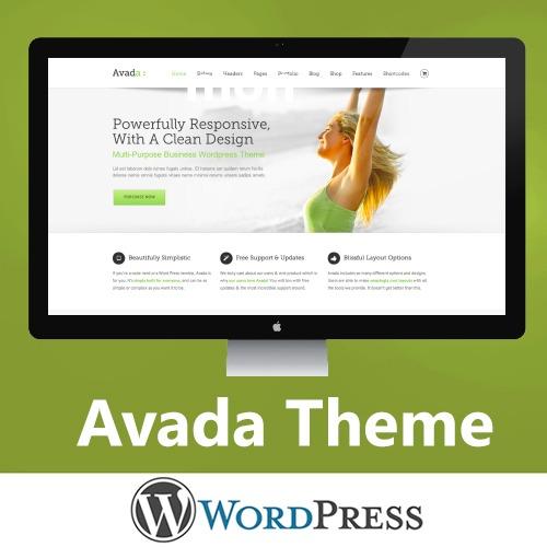 Avada - Theme, Tema Pro Premium Wordpress - S/ 19,99 en Mercado Libre
