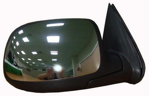avalanche 2002 - 2006 espejo derecho electrico cromado ^