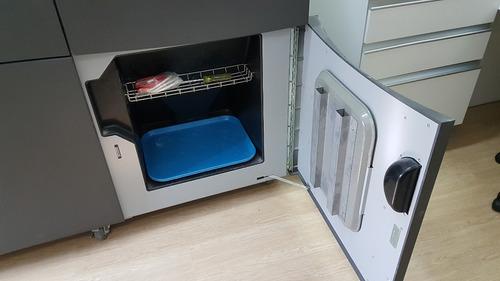 avaliação técnica - impressora 3d - 3d systems projet 660pro