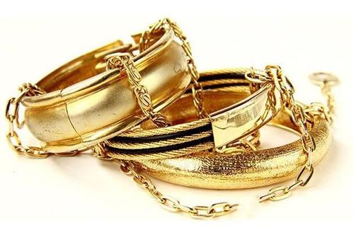 avaliações, orçamentos, confecção e negociação de ouro joias