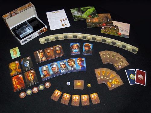 avalon - la resistencia - juego de cartas devir
