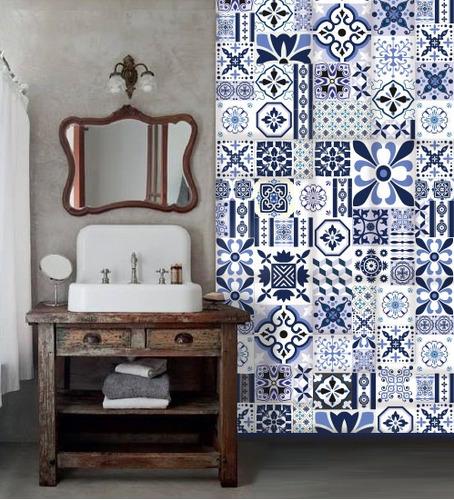 Vinilos azulejos cocina - Azulejos vintage cocina ...