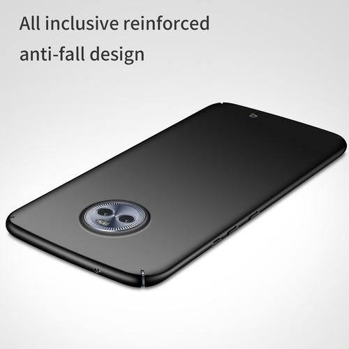 avalri moto x4 funda, ultra thin anti-fingerprint and minima