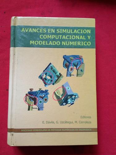avances en simulacion computacional y modelado numerico  #30