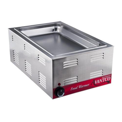 avantco w50 baño maria  electrico sin recipientes buffet