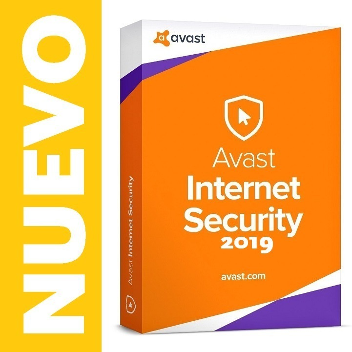 licencia para el avast internet security