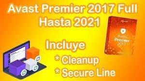 avast premier con clean up full hasta el 2023 el mejor antiv