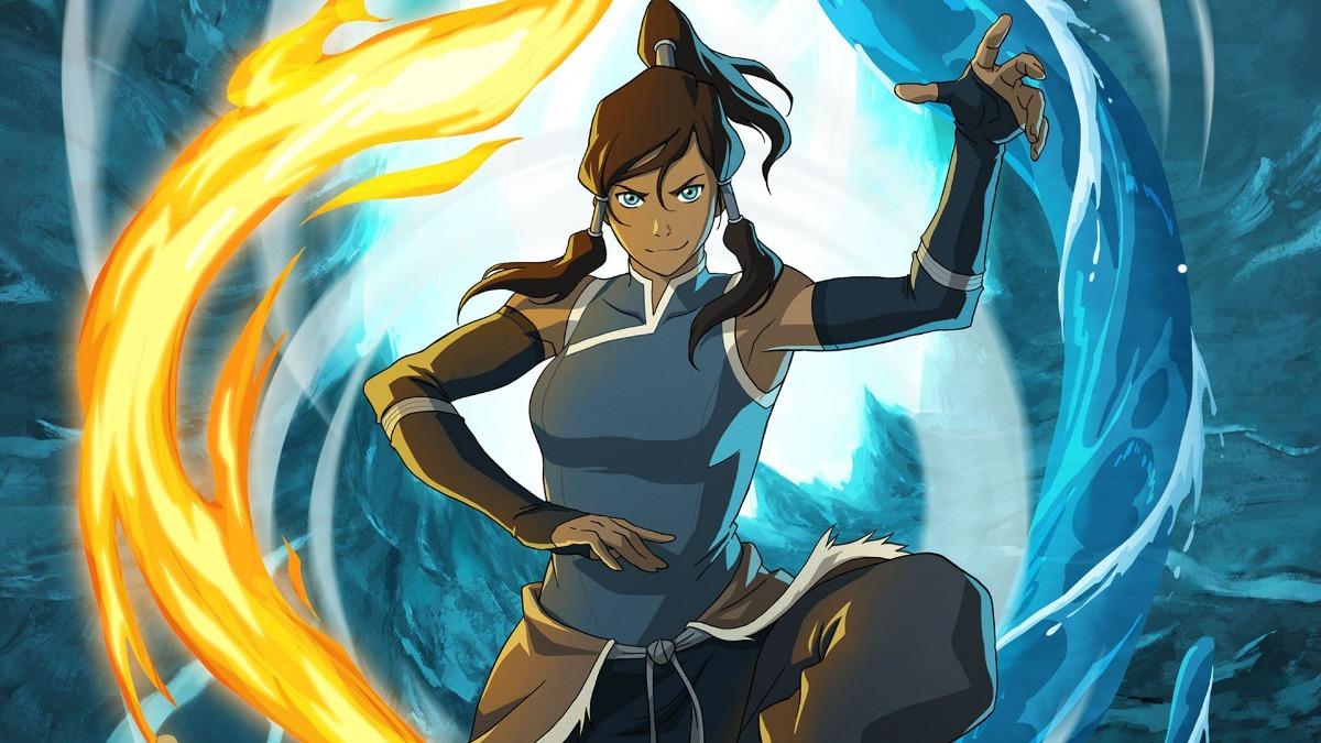 Avatar A Lenda De Korra Desenho 4 Temporadas Completas R 21 80