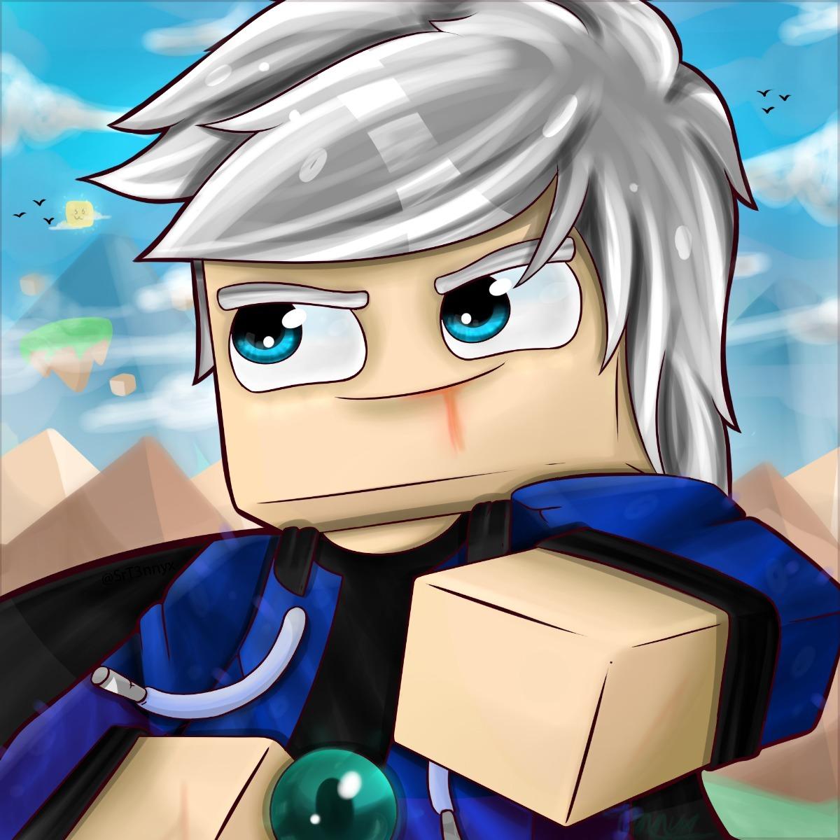 Avatar Cartoon ( Minecraft, Personagem 2d, Etc..)