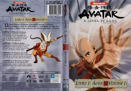 avatar coleção completa