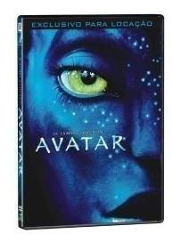 85e7d3f1ef7 Avatar - De James Cameron - Dvd Novo Lacrado - Orig.- Oferta
