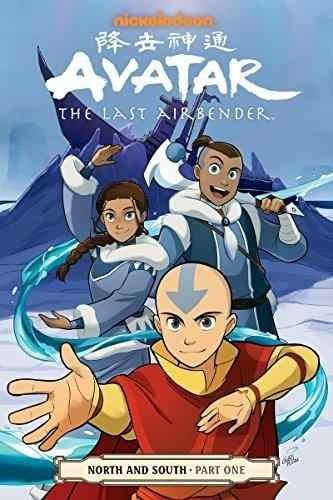 avatar: the last airbender - north & south part one gene lue