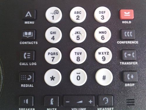 avaya 1408 teléfono digital, excelente estado ip 500
