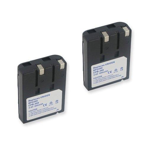 avaya bt-2499a teléfono inalámbrico combo-pack incluye: 2 x