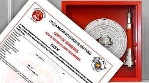 avcb/clcb r$ 500,00 com taxa dos bombeiros inclusas