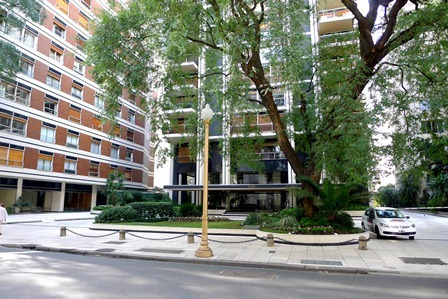 avda. alvear 1400 - recoleta - departamentos 3 dor.c/dep - venta