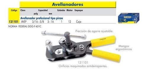 avellanador profesional pinza para tubo cobre 121101