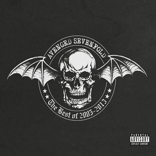 avenged sevenfold best of 2005 2013 importado cd x 2 nuevo