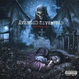 avenged sevenfold nightmare cd nuevo