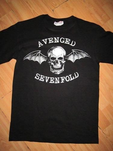 avenged sevenfold playera