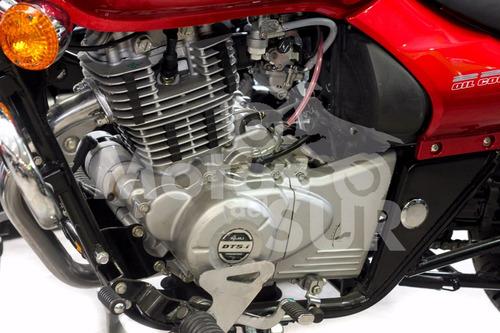 avenger 220 201 0 km motos del sur
