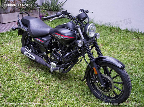 avenger street chopper moto bajaj