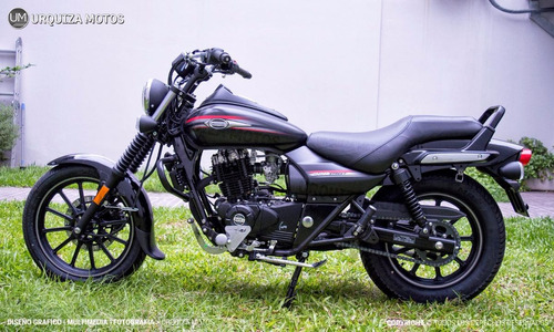 avenger street motos moto chopper bajaj