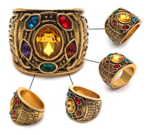 avengers anillo thanos gemas infinity war envio gratis!