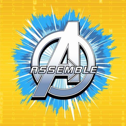 avengers assemble beverage napkin napkin (16 por paquete)