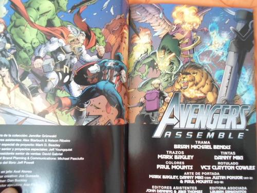 avengers assemblie comics marvel now monster latino