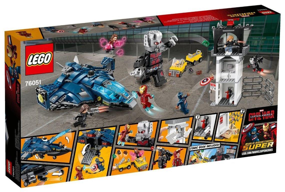 Aeroporto Lego : Avengers batalha no aeroporto lego r em mercado