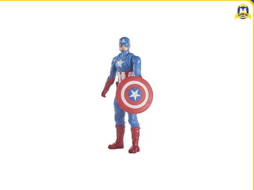 avengers | captain america | titan hero series