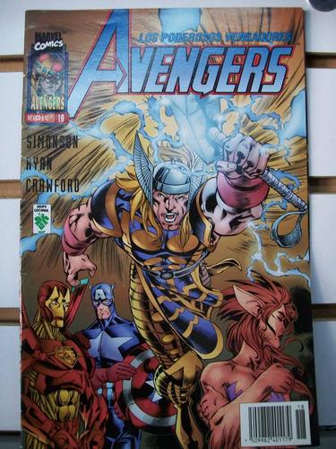 avengers editorial vid