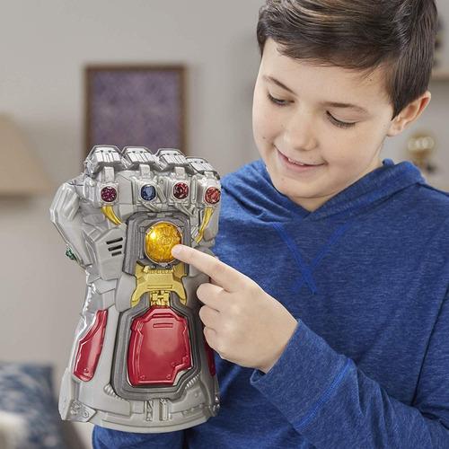 avengers endgame guante electronico, importado, pidelo